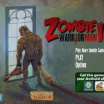 Zombie Warrior Man 2 Screenshot