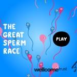 The Great Sperm Race Screenshot