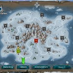 Heroes of Mangara: The Frost Crown Screenshot