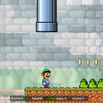 Luigi's Revenge Interactive Screenshot