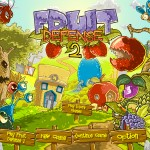 Fruit Defense 2 Screenshot