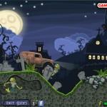 Graveyard Racer Screenshot