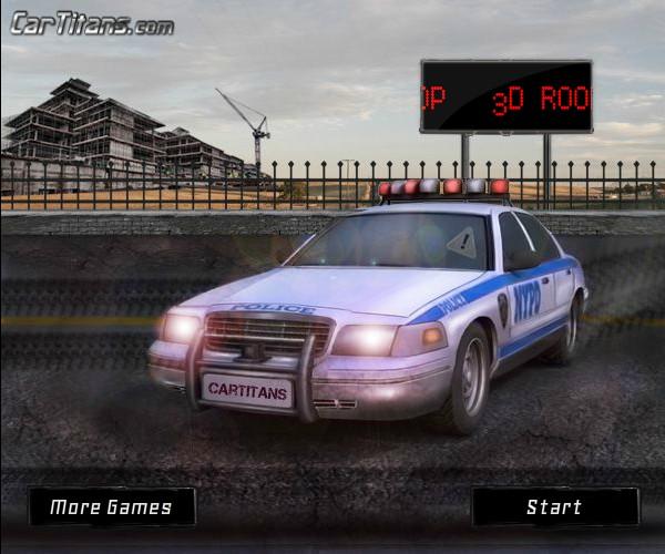 3D Rookie Cop Hacked (Cheats)