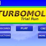 Turbo Mole Trial Run Screenshot