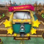 Rickshaw City Screenshot