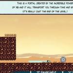 Ray Ardent: Science Ninja Screenshot