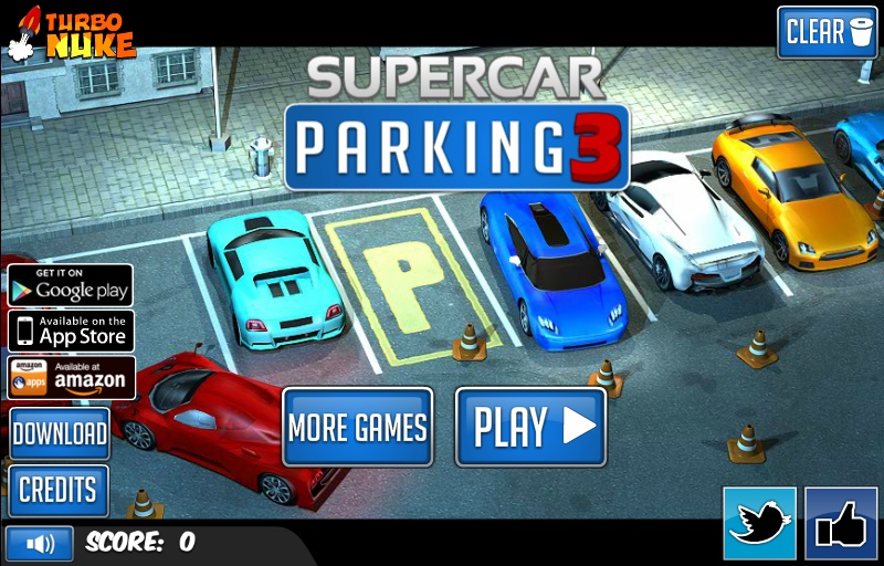 Car Parking Hacked Games