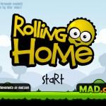 Rolling Home Screenshot