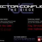 Vector Conflict: The Siege Screenshot