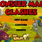 Monster Mass Clashes Screenshot