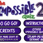 The Impossible Quiz 2 Screenshot