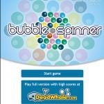 Bubble Spinner Screenshot