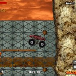 Monster Truck Demolisher Screenshot