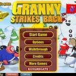 Granny Strikes Back Screenshot