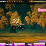 Stunt Bike Rush 1 Screenshot