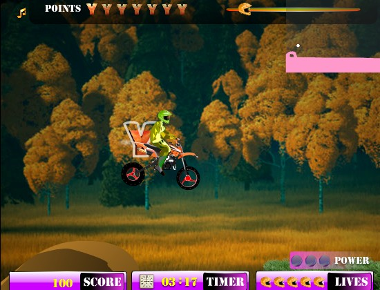 Play Free Online Games Bikes Parking