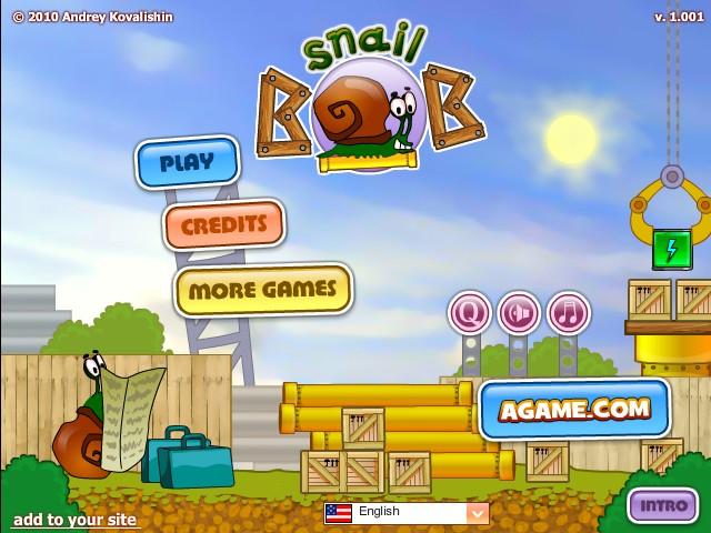 snail bob 7 two player games