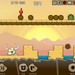 Dibbles 3: Desert Despair Screenshot