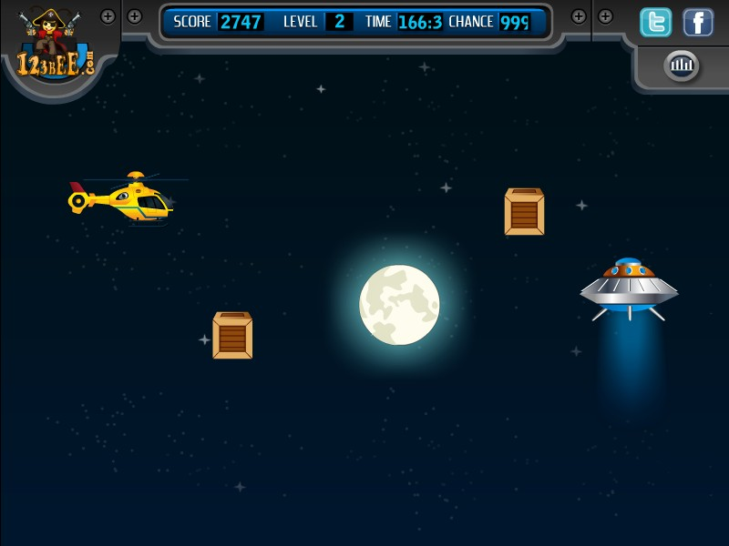 Helicopter Landing - y8free.games
