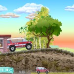Ambulance Truck Driver 2 Screenshot