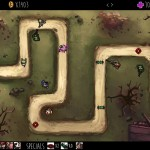 Emma: Zombie Defense Screenshot