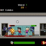Zombie Punch Screenshot