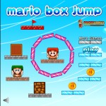 Mario Box Jump Screenshot