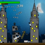 Saucer Destruction 3: Armageddon Screenshot