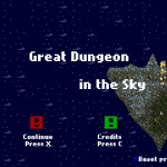Great Dungeon in the Sky Screenshot
