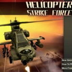 Helicopter Strike Force Screenshot