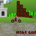 Mario Bike Course Screenshot