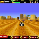 Rocket Panda Screenshot