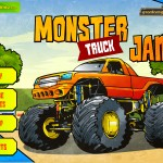 Monster Truck Jam Screenshot