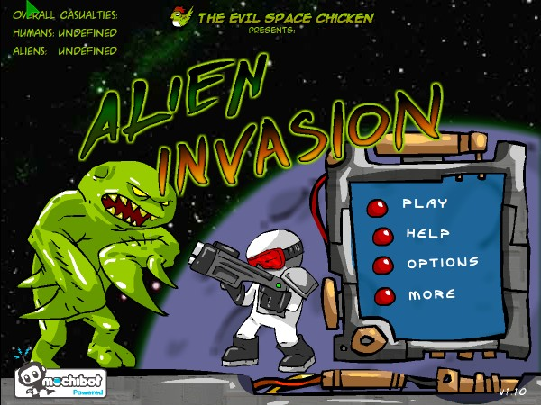 Alien Invasion Hacked Cheats  Hacked Free Games