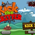 Kick the Critter Screenshot