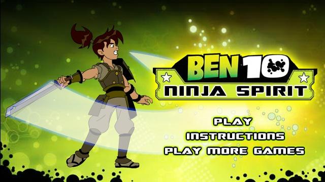 Ben 10 Ninja Spirit Hacked (Cheats) – Hacked Free Games