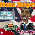 Obama Burgers Screenshot