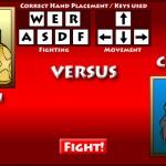 Super Fighters Rampage Screenshot