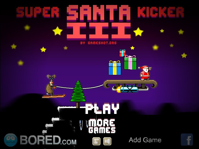 Santa Kiker