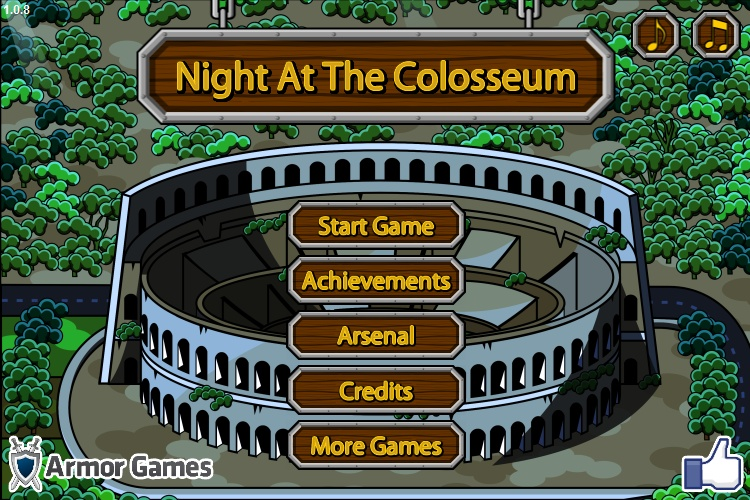 sands of the coliseum unblocked