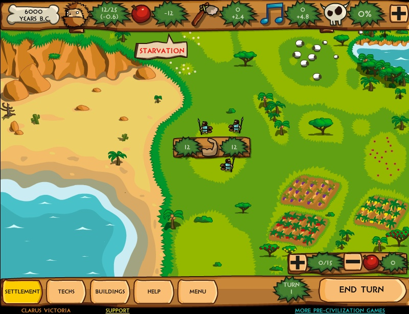 Pre-Civilization: Bronze Age Hacked (Cheats) - Hacked Free Games