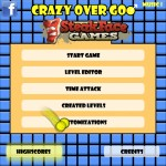 Crazy Over Goo Screenshot