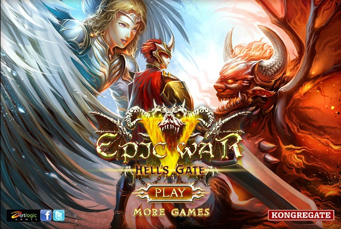 Epic war 5 epic war 5 hacked cheats hacked free games