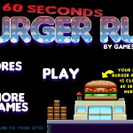 Burger Run Screenshot