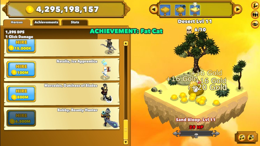 Clicker Heroes Hacked (Cheats) - Hacked Free Games