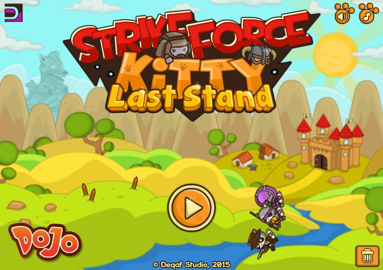 Strikeforce kitty last stand hacked cheats hacked free games