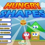 Hungry Shapes Screenshot