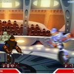 Chrome Wars - Arena Screenshot