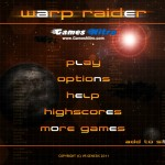 Warp Raider Screenshot