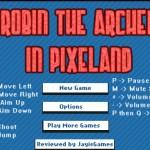 Robin the Archer Screenshot